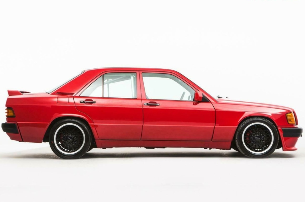 Brabus 3.6S Lightweight lateral