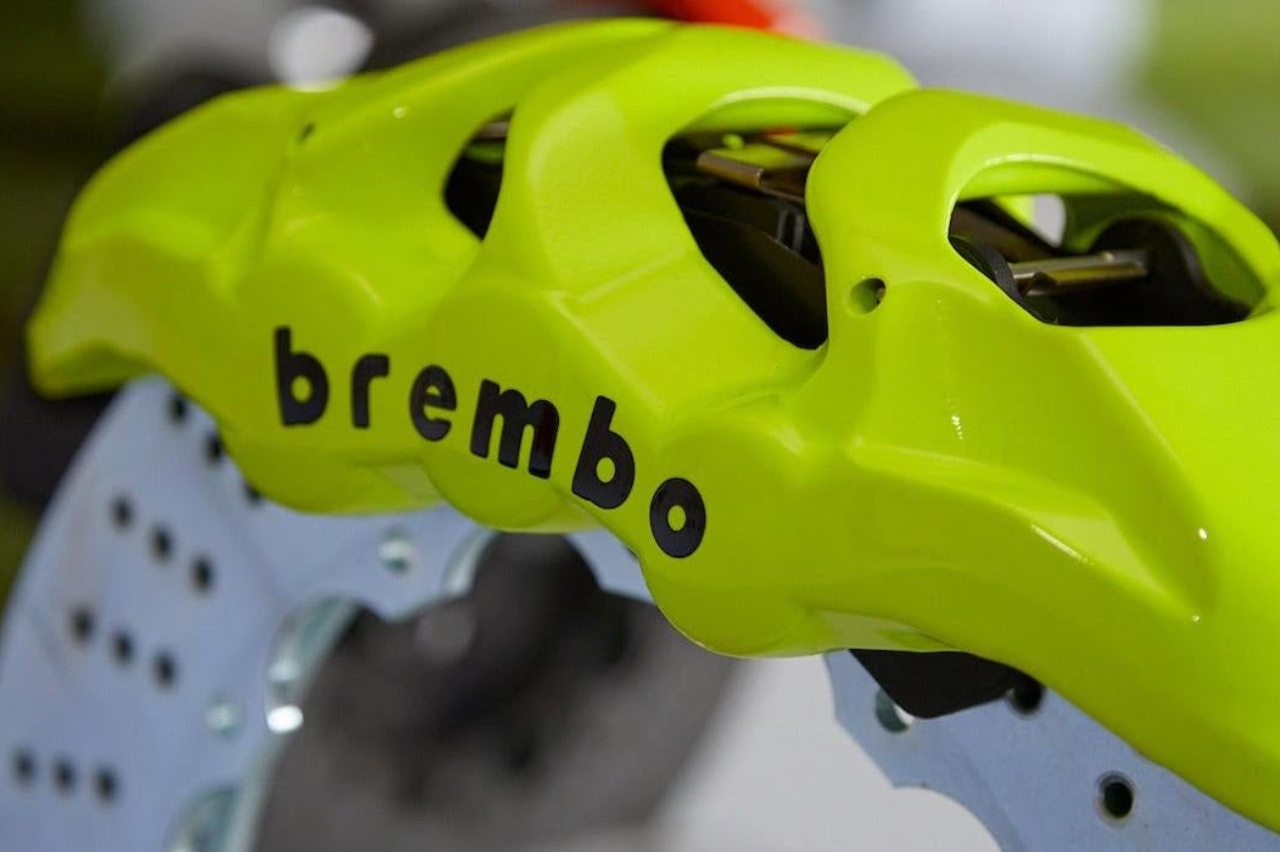 Brembo camion pinza