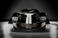 Ford GT40 electrico Everrati frontal