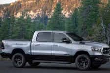 Ram 1500 BackCountry Edition lateral