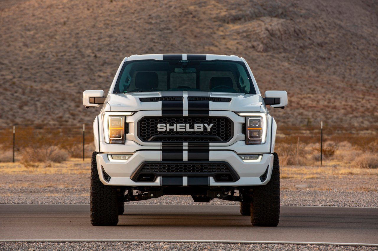 Shelby F-150 frontal