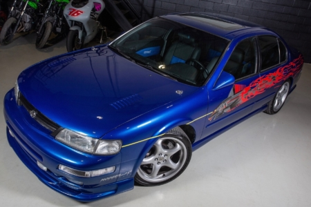 NISSAN MAXIMA FAST AND FURIOUS