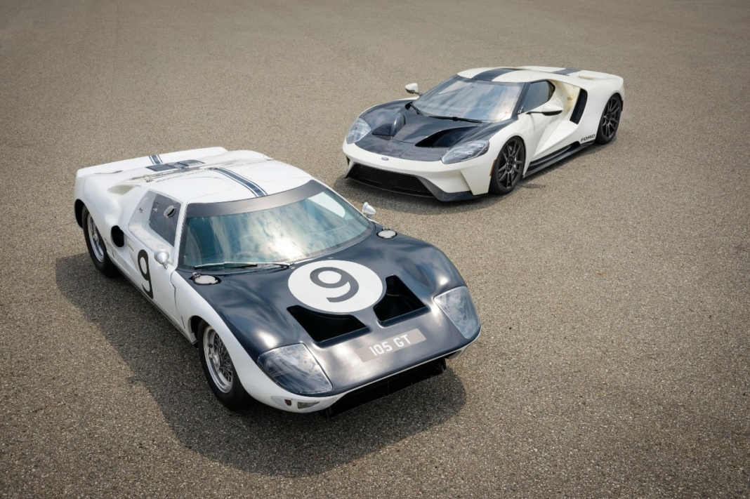 Ford GT '64 Heritage Edition