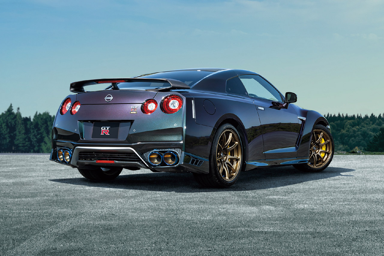 Nissan GT-R 2022 Track Edition Engineered by NISMO T-spec