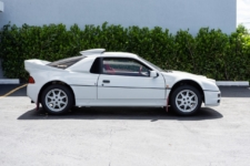Subasta Ford RS200 lateral