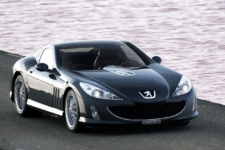 Peugeot 907 frontal
