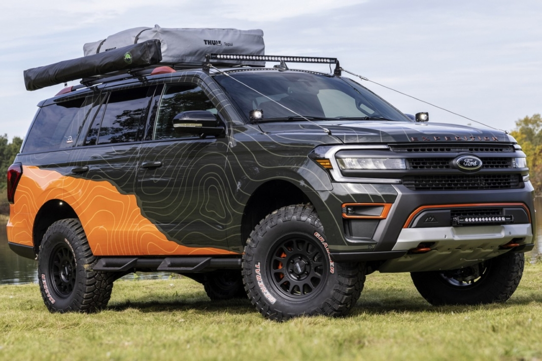 Ford Expedition Timberline Off-Grid