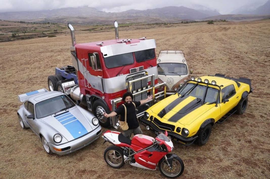 coches transformers rise of the beasts